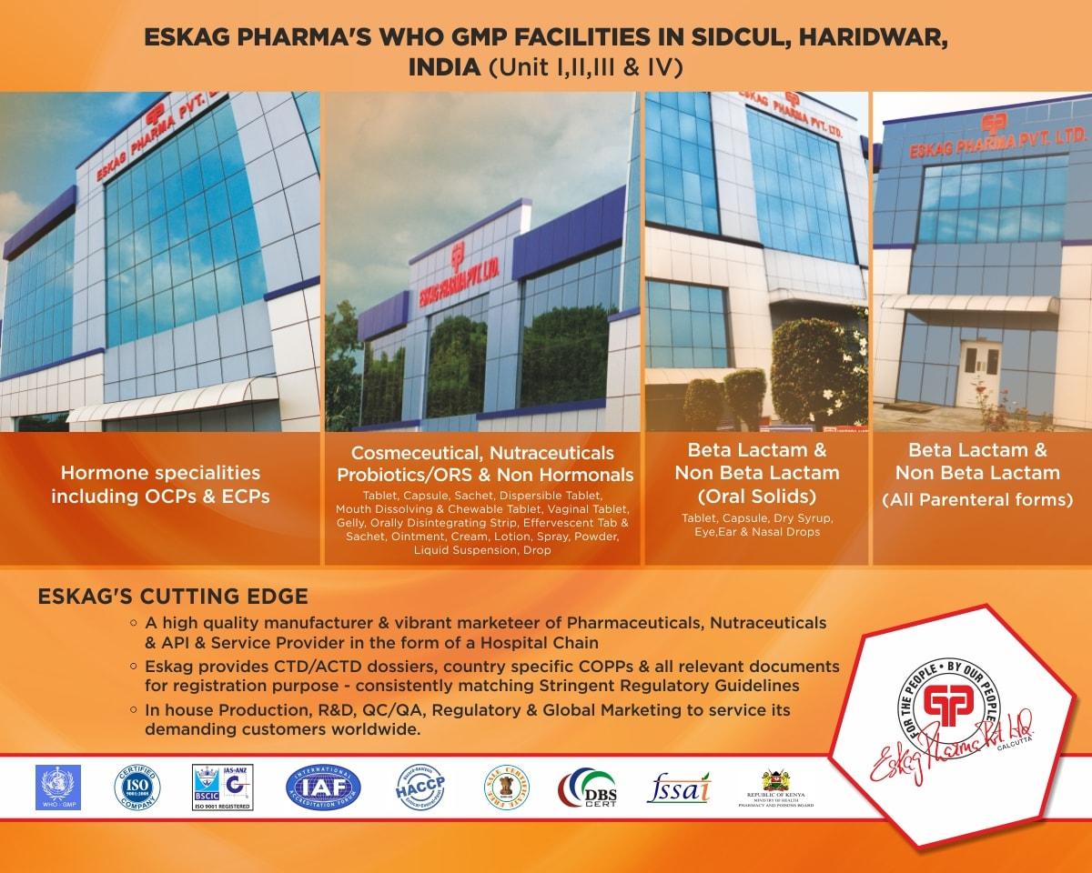 Global Edaveours Initiative, Female Contraception, | Eskag Pharma